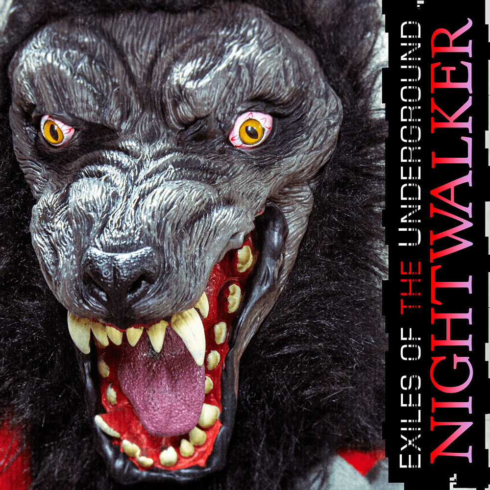 Nightwalker cover artwork